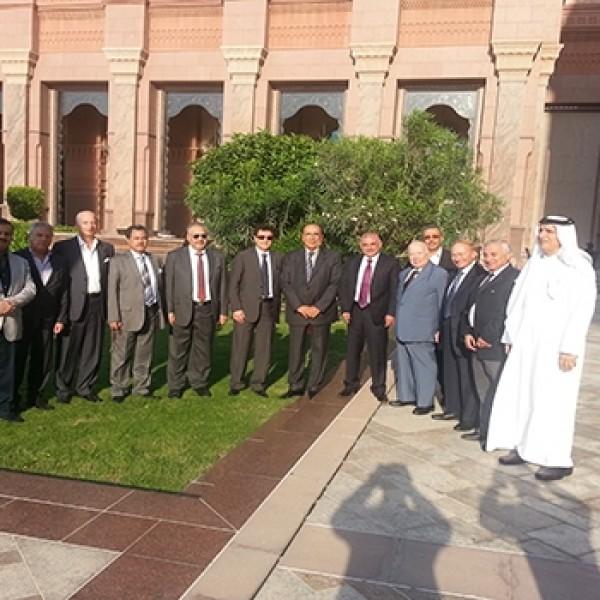 Iraqi Ambassador Farewell – 2013
