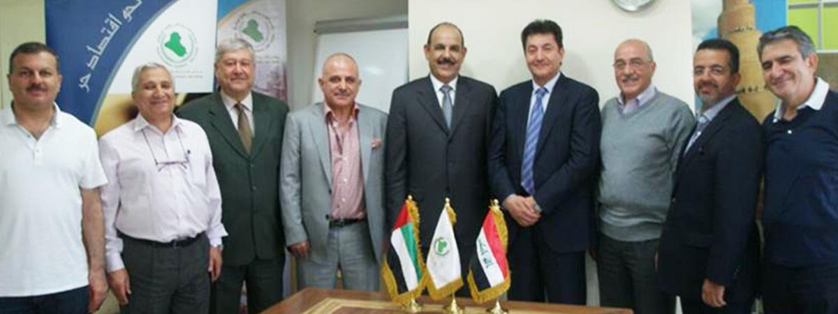 Iraqi Business Council - Slide 6